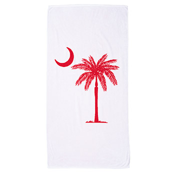100% Cotton Jacquard Woven Beach Towel