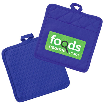 Silicone Potholder and Trivet