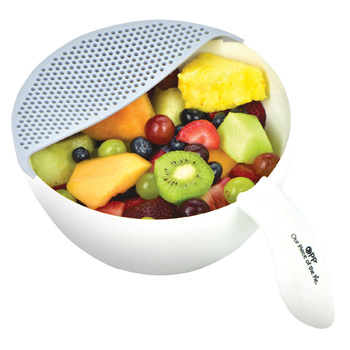 Silicone Bowl Strainer