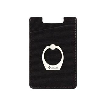 Liberty RFID Wallet with Ring