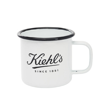 16oz Stainless Steel Enamel Coffee Mug